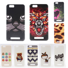 Cover For ZTE Blade A610 Case Coloured Drawing Soft Silicone TPU Protective Back fundas For ZTE BA610 BA610C BA610T Phone Cases