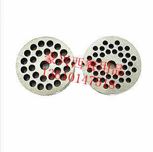 Cheng hui MM12 type of meat mincer accessories commercial food plate sausage machine Mincer component parts