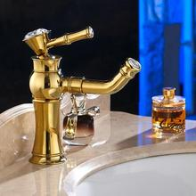 Buy 12 Color NEW Luxury Single Handle Basin sink Faucet solid Brass Hot Cold Water Bathroom Mixer Taps 9158 for $48.96 in AliExpress store