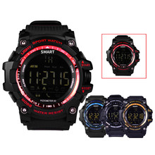 Buy EX16 1.12inches Multifunction Waterproof Smart Watch Bluetooth Watch Health Mate TPU Strap IP67 Waterproof Android iOS for $23.91 in AliExpress store