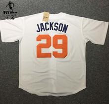 2017 new high quality Stitched Auburn #29 bo jackson baseball jerseys(China (Mainland))