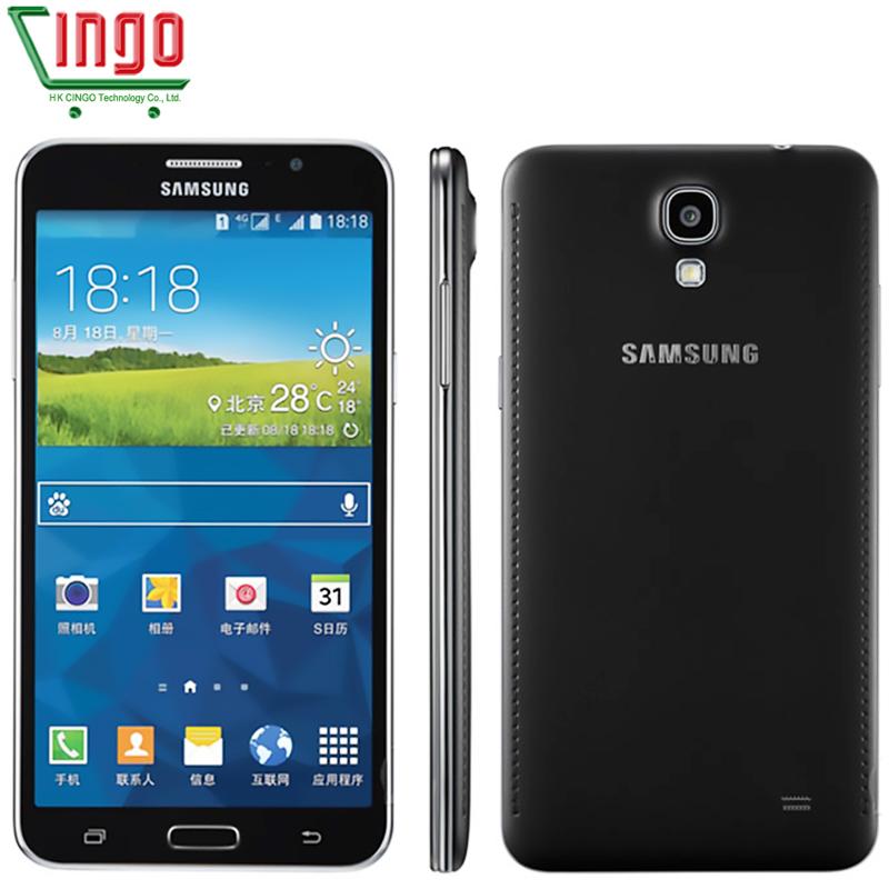 Original Genuine Samsung Galaxy Mega 2 G7508Q Double 4G Quad-Core 6.0 inch 1280x720px 13MP RAM 2G ROM 8G ROM Smartphone(China (Mainland))