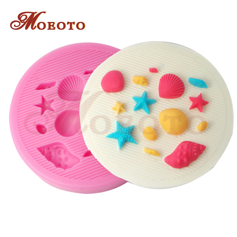 Cake Decorating Gum Paste Nz : new stars 3D silicone cake decorating molds,fondant and ...