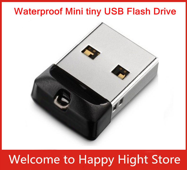 usb flash drive Topsale WaterProof Super Mini pen drive 64G/32G/16G/8G/4G pendrive u stick novelty usb2.0 Real new Free Shipping(China (Mainland))