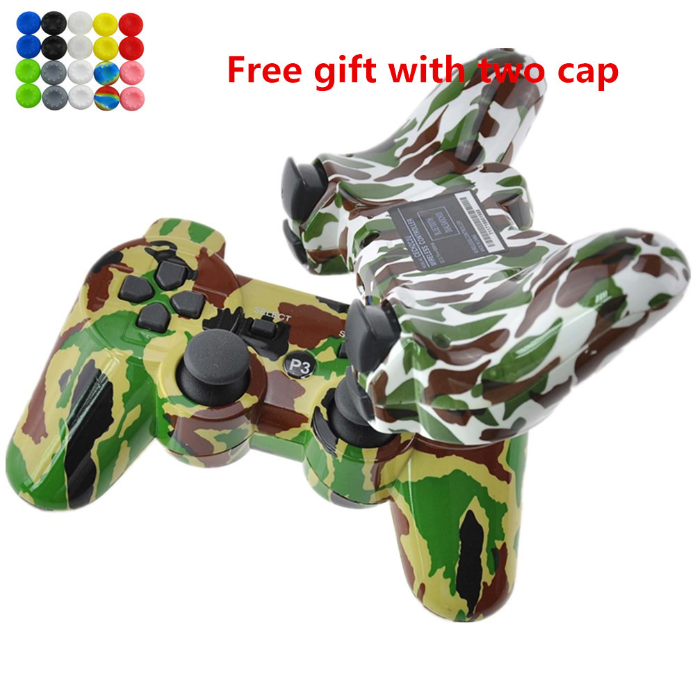 For ps3 original wireless controller sixaxis joystick for ps3 controller without vibration(China (Mainland))