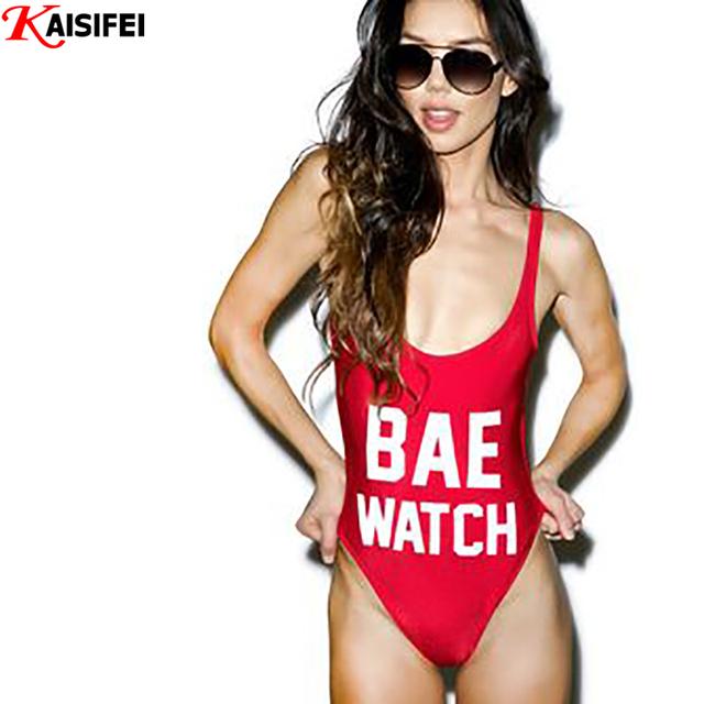 2016 BAE часы купальник боди один кусок купальники женские красный монокини комбинезон женские костюм комбинезон сексуальные цельный купальник