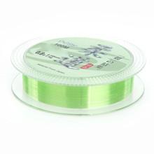 Wholesale 100M Super Strong Nylon Fishing Line Monofilament Japan Material Diameter 0.128mm-0.285mm Test LB 5.29LB-17.42LB(China (Mainland))