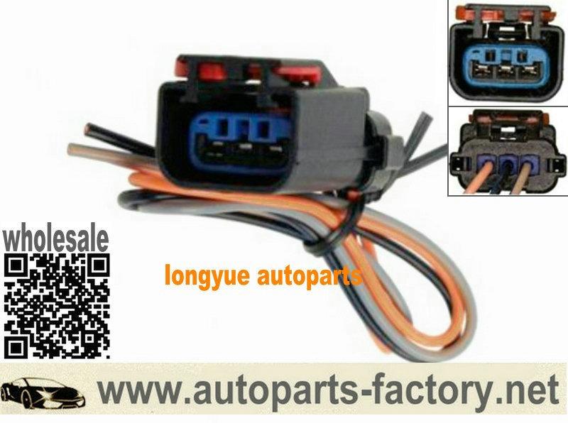 longyue 10pcs Ignition Coil Connector Wiring Harness Case For Wells Dodge Caravan  Grand Caravan 1998-2003 8<br><br>Aliexpress
