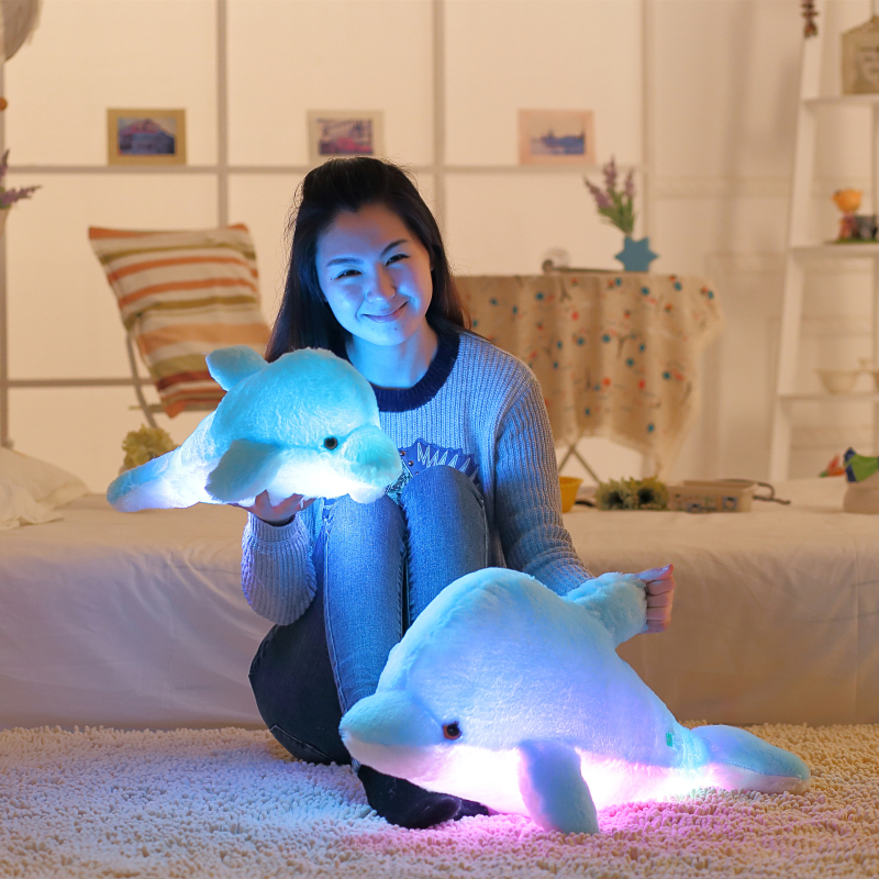 45cm-Luminous-Flashing-Colorful-Dolphin-Pillow-With-LED-Light-Soft-Toy-Cushion-Plush-Stuffed-Doll-For (4)
