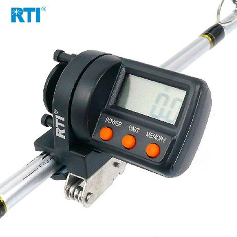 rti fishing line counter electronic digital display