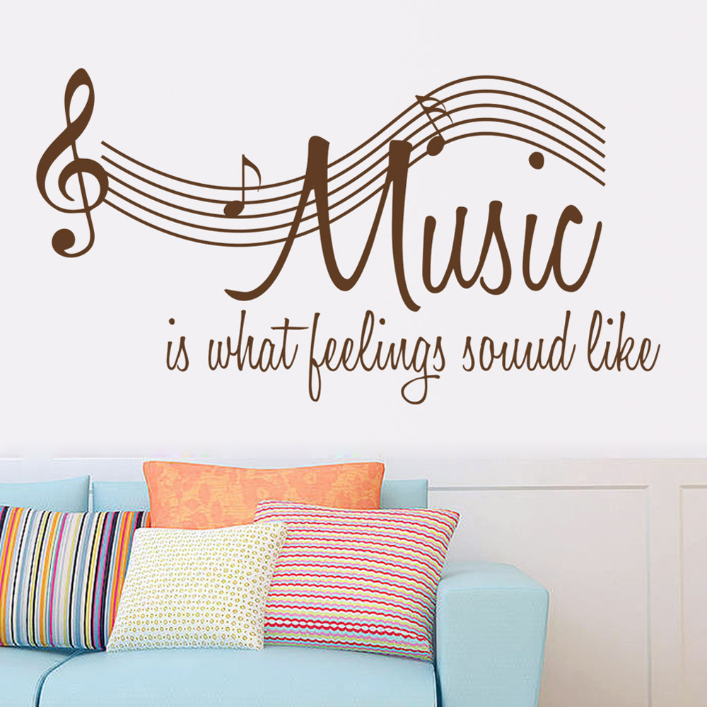 Music Is What Feelings Sound Like Quotes and Sayings