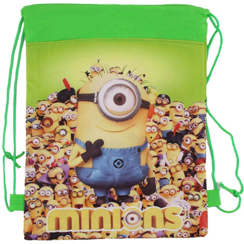 Minion-bags-Children-School-Bags-For-Girls-Boys-Cute-Cartoon-Kids-Drawstring-Backpack-two-side-Gifts-Back-To-School-BB0056 (19)