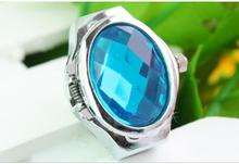 Buy low price 10pcs/lot Fashion jewelry charming gem Stainless steel rings rhinestone women men ring Wristwatches for $22.79 in AliExpress store