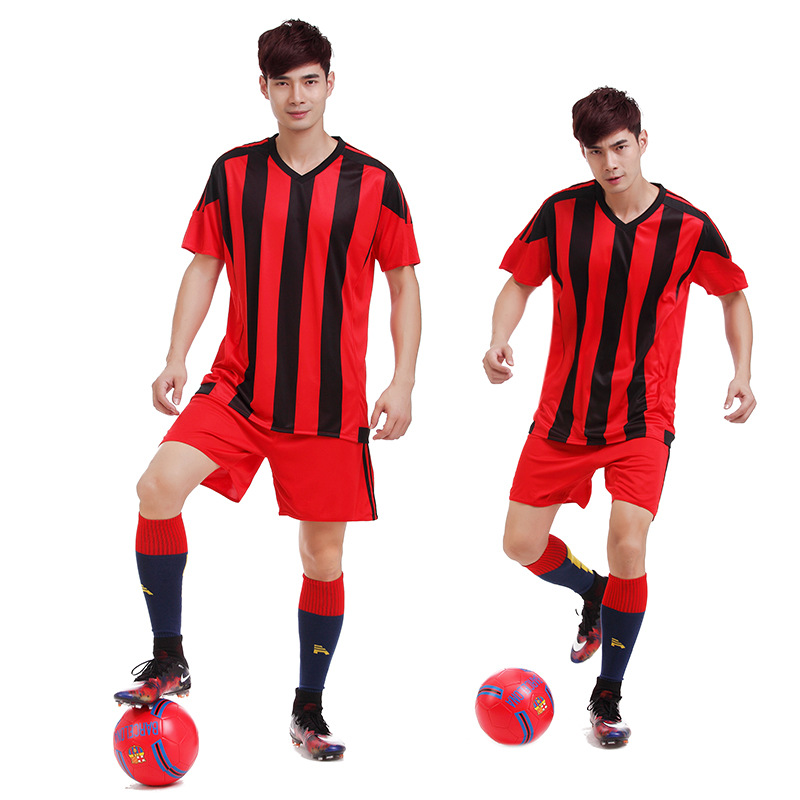 Brand New NEW Football jerseys shirts summer football jerseys sets men boys soccer sets training tracksuits jerseys sportskits s(China (Mainland))