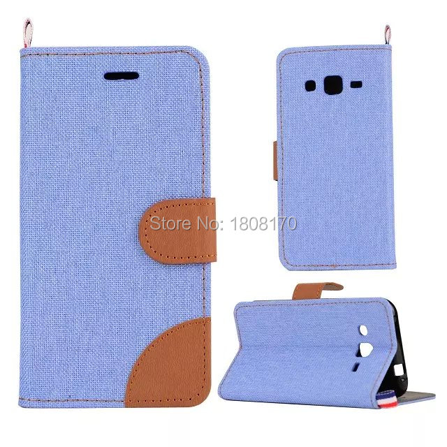 Credit Card Slot Wallet Leather Pouch Case For Sony Ericsson Xperia Z5 Mini Compact Samsung J2 J1 Ace J110 Stand TPU 100pcs(China (Mainland))
