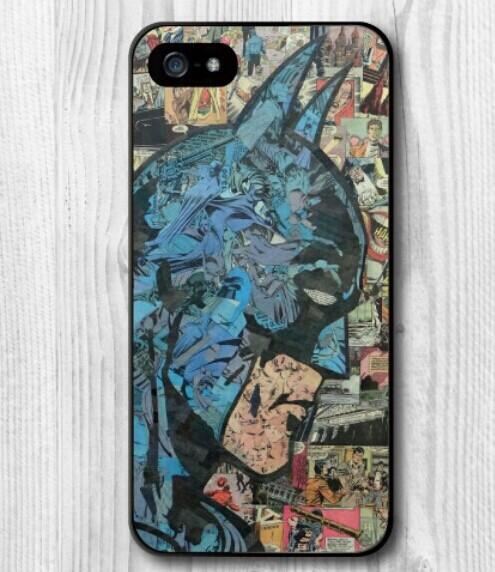 OEM Custom design Marvel hero BATMAN font b mobile b font font b phone b font