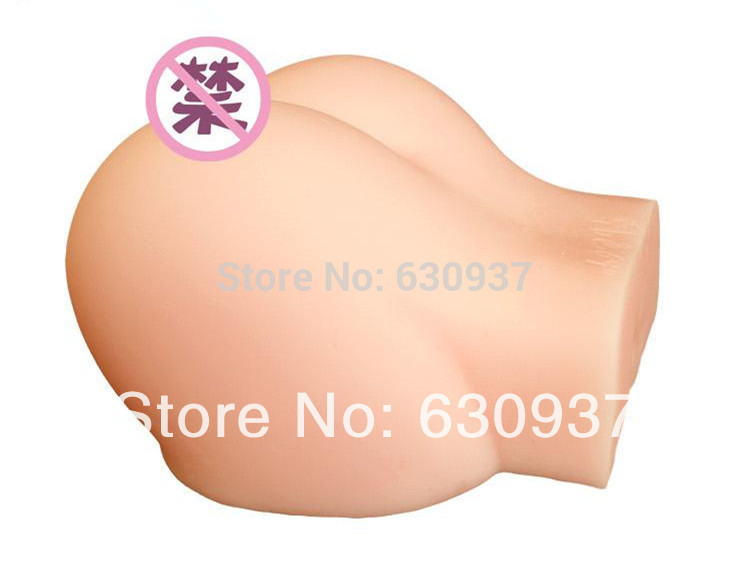 as skin full silicone solid big ass silicone sexy porn adult sex toys silicone ass masturbator for man drop shipping<br>
