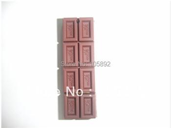 Free shipping 50pcs/lot 2GB 4GB 8GB 16GB 32GB rubber gift chocolate usb flash drive memory stick thumb drive usb pendrive gift