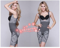 Four Size High Quality Slim Underwear Slimming Suits Body Shaper Bamboo Charcoal Sculpting Underwear Hot Selling
