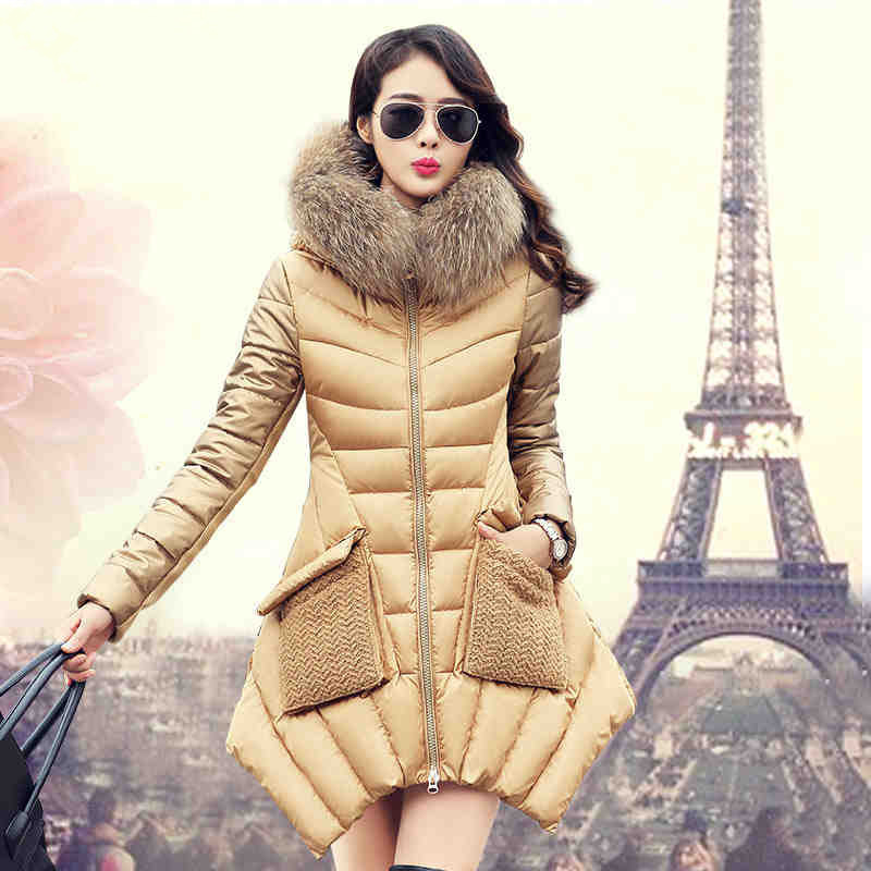 Collection Women S Full Length Down Coat Pictures - Reikian