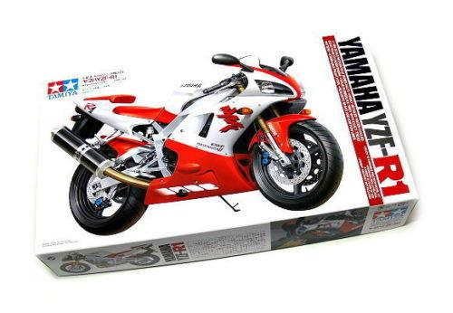 Yamaha Model Motorcycle Hobby