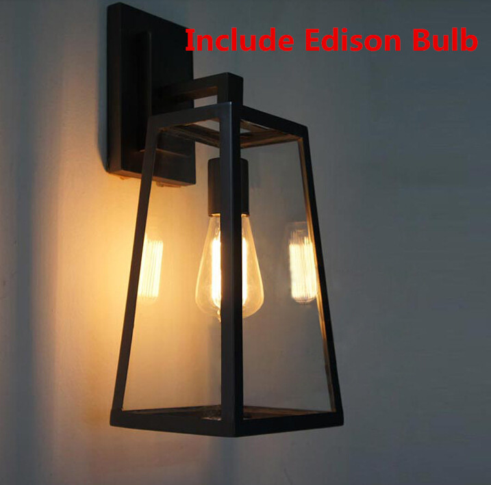 Buy nordico creative wall lamp american - Lampada a muro ikea ...