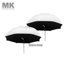 Selens Photo Studio Lighting Umbrella Softbox 2* 84cm/33″ Translucent Umbrellas 2in1 kit