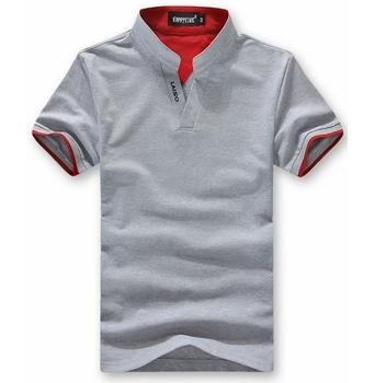 Men polo shirt 2016 new solid Dress Shirt Summer Sports Jerseys Golf Tennis Clothing Cool Tee Camisa Polo Masculina
