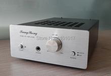 Buy XiangSheng H-06A LM1876T 6J1 Tube Hybrid amplifier HIFI EXQUIS Pre-amplifier Headphone amp XSH06A for $124.20 in AliExpress store