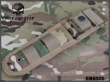 EMERSON Tactical Knife Case military army Utility Pouch MOLLE knife bag EM8332