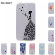 Buy Lenovo A2016a40 Case 4.5 inch 3D Flower Soft TPU Phone Case Lenovo Vibe B A2016 Case Silicone Protective Back Cover for $1.68 in AliExpress store