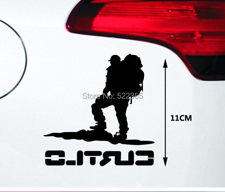 Гаджет  1 pcs,Climber Reflective car sticker car,11x11CM,Global Free shipping trackable None Автомобили и Мотоциклы