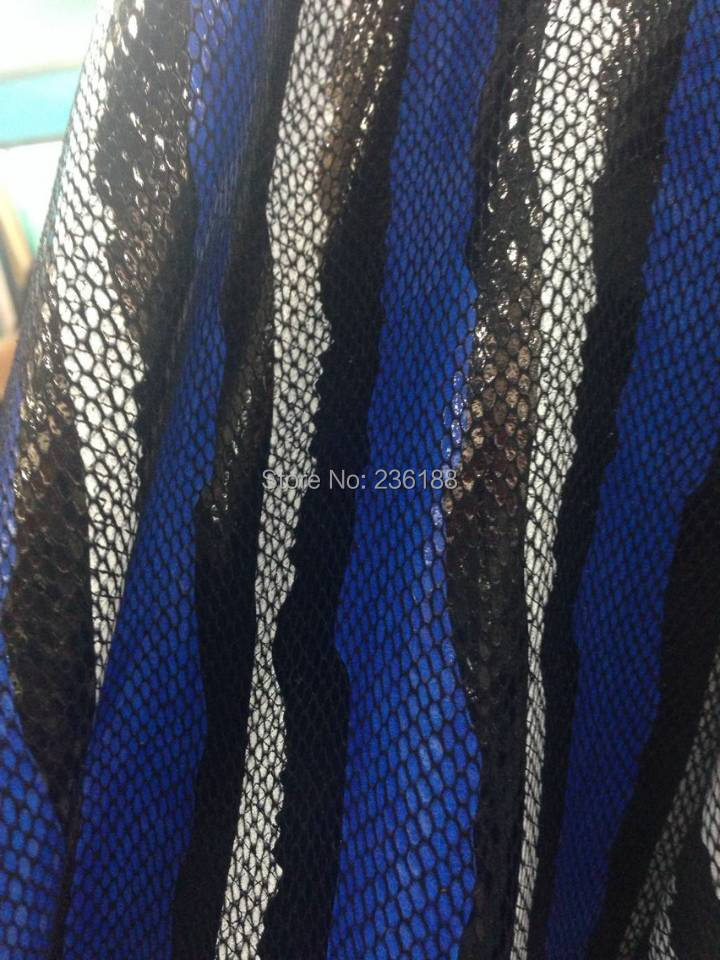 Exclusive Snake Patterned Genuine Goat Leather Fabric ,Yellow/Blue/Purple/Orange,Free Shipping by China post(China (Mainland))