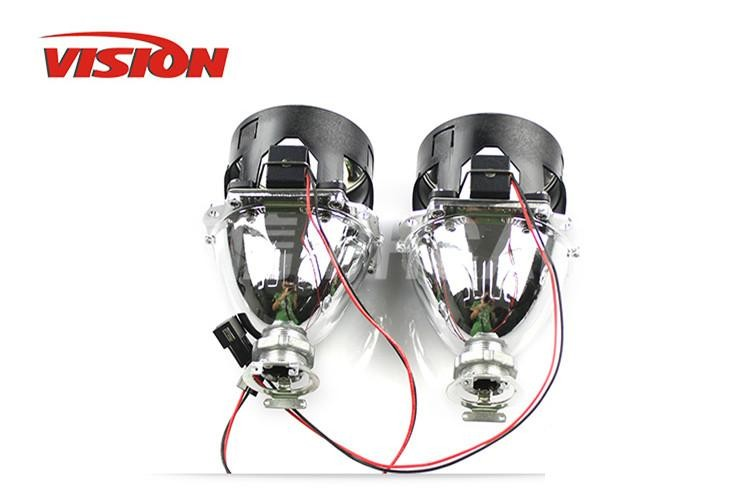 motorcycle projector headlight