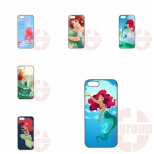 cute cartoon mermaid BlackBerry 8520 9700 9900 Z10 Q10 Moto X1 X2 G1 G2 E1 Razr D1 D3 Cover Case - My-Div-Phone-Cases 2016 store