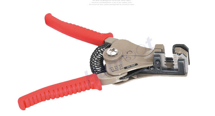 HS-700B Self-Adjusting insulation Wire Stripper automatic wire strippers stripping range 0.5-6mm2(China (Mainland))