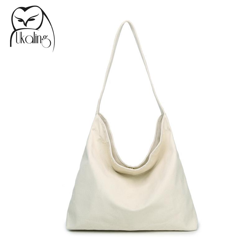 Korean Style Huge Bag for Girls Women's Shoulder Bags Canvas Designer Handbag Bookbag Casual Tote Fashion Shopping Bag(China (Mainland))