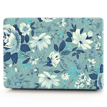 Buy HRH Jasmine Flower Laptop Body Shell Protective Rubberized Hard Case MacBook Air 11 13 A1369/Pro 13 15 A1286/Pro Retina12 13 for $14.99 in AliExpress store