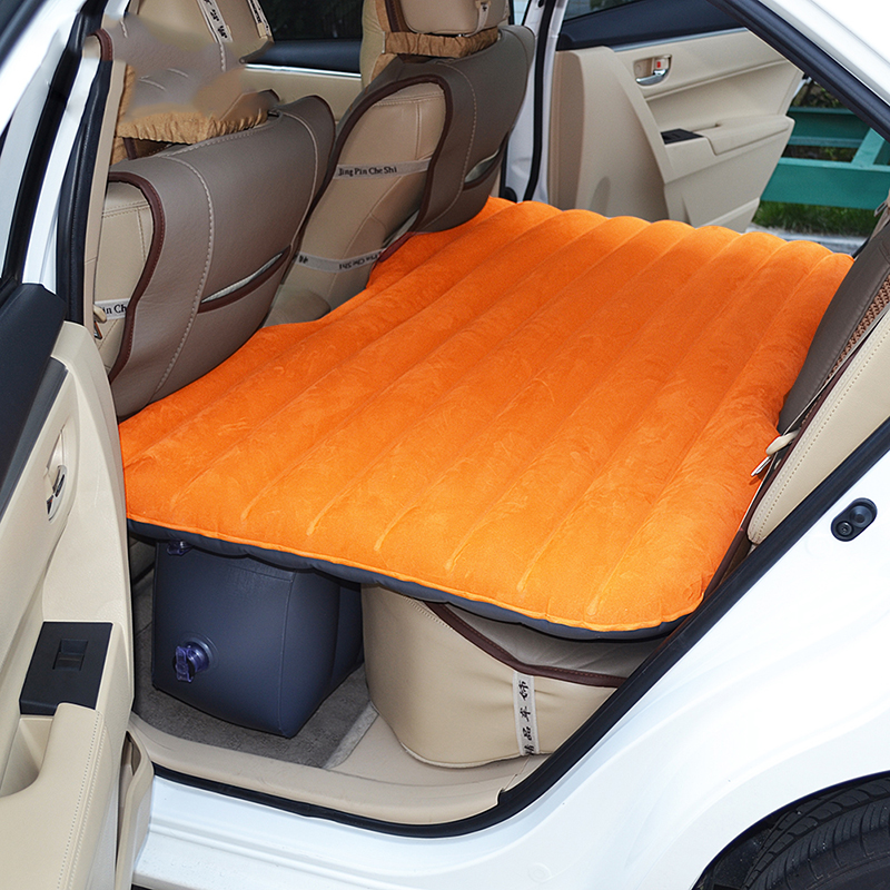 Free shipping latest inflatable car bed cushion car Car
