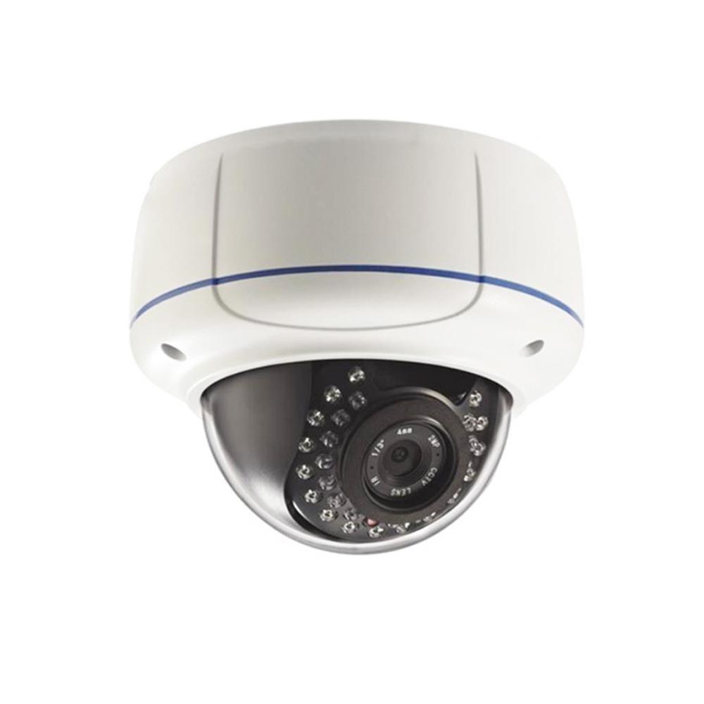 IPCC D23 2.0 Megapixel Full HD1080P Network varifocal Vandal proof IR Dome Camera CCTV Camera IP Camera(China (Mainland))