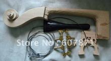 4 STAR1/2 UPRIGHT DOUBLE BASS NECKS AND PARTS HANDWORK(China (Mainland))