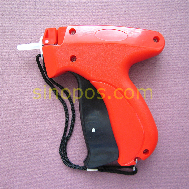 [Fine] Fabric Tagging Gun, fine Pin barb tag attacher, fashion clothes rug quilt socks thin needle pricing pistol tool tag guns(China (Mainland))