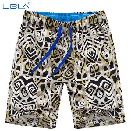 Men-Shorts-polyester-Casual-2015-Summer-