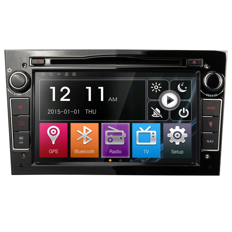 Free shipping 7inch 2din car DVD radio stereo for Opel Vauxhall with AM FM RDS GPS bluetooth(China (Mainland))