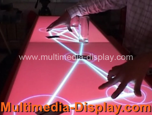 22 Inch Dual IR Touch Screen Panel for Interactive table, Interactive Wall, Multi Touch Monitor, glass wall fast shipping(China (Mainland))