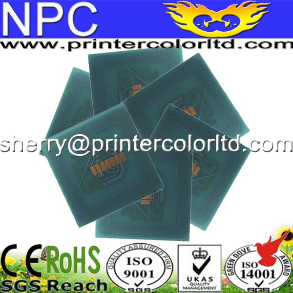 chip For  Fuji Xerox 006R01381 006R1385 6R01384 CT201244 new  toner refill kits chips fuses free shipping<br>
