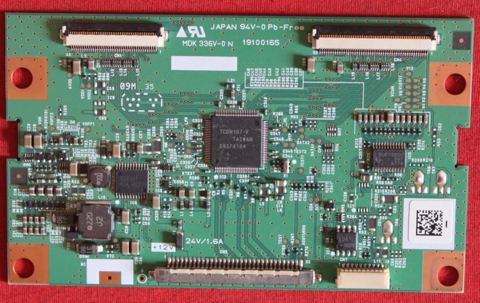 T-con MDK 336V-0N 19100165 Original parts