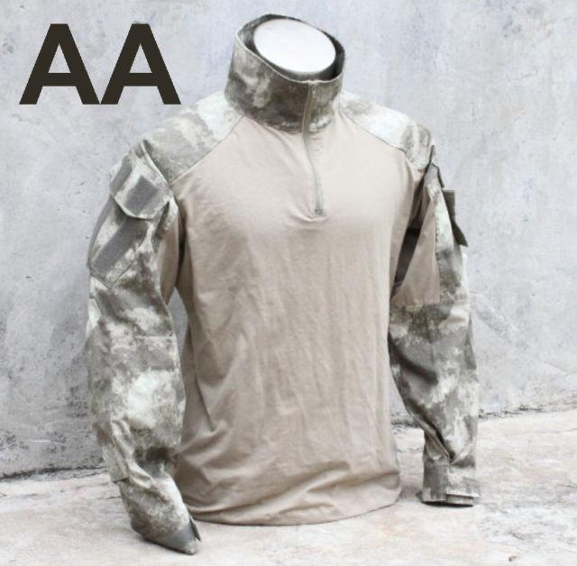 (10 Styles Select) TMC NAVY SEALS DEVGRU Gen3 G3 Combat Tactical Shirt US Army(China (Mainland))