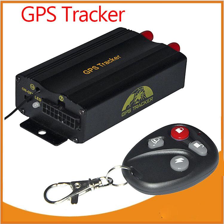 Automotive GPS tracker tk102 locator four frequency global GM mini gps tracker car SIRF3 chip rastreador veicular g028(China (Mainland))