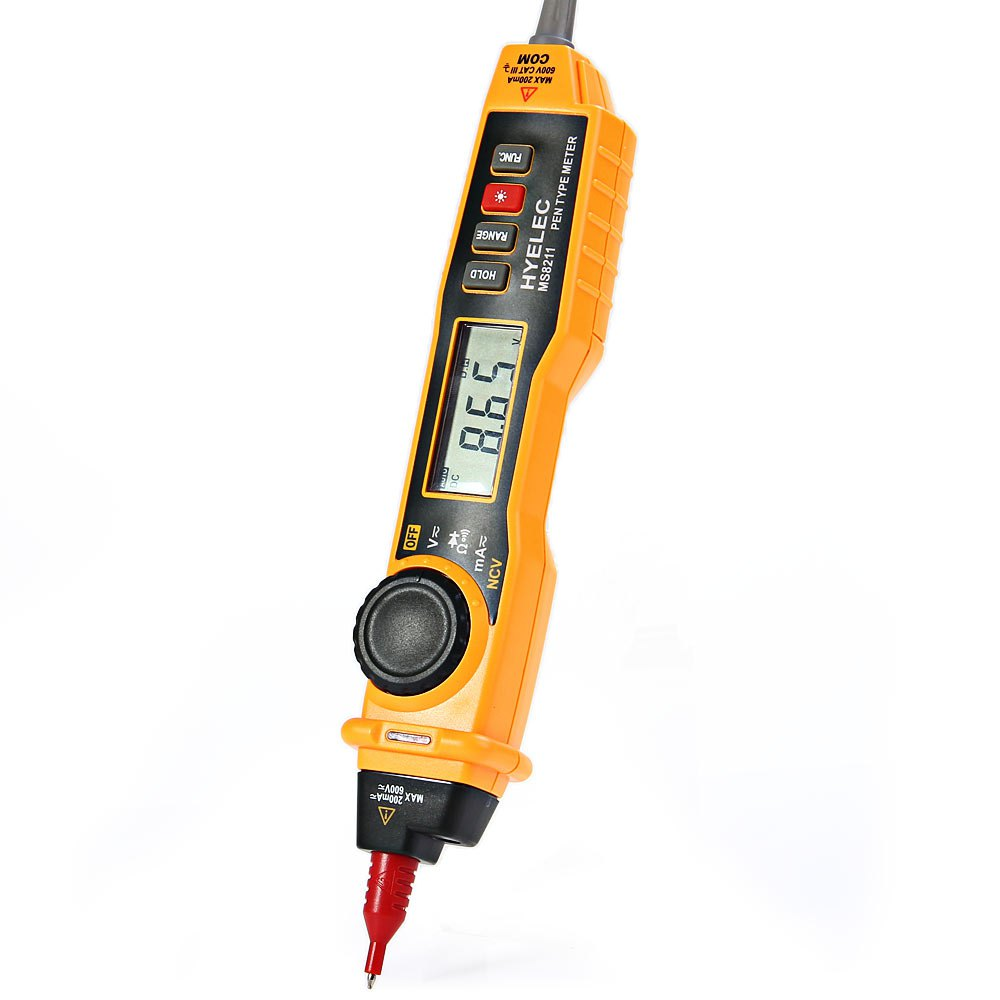 Non Contact Voltage Tester : Popular non contact dc voltage detector buy cheap